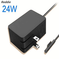 KHY New Smart Ac Dc Power Adapter 15V 1.6A 24W For Microsoft Windows Surface Pro4 US Plug Tablet Battery Charger