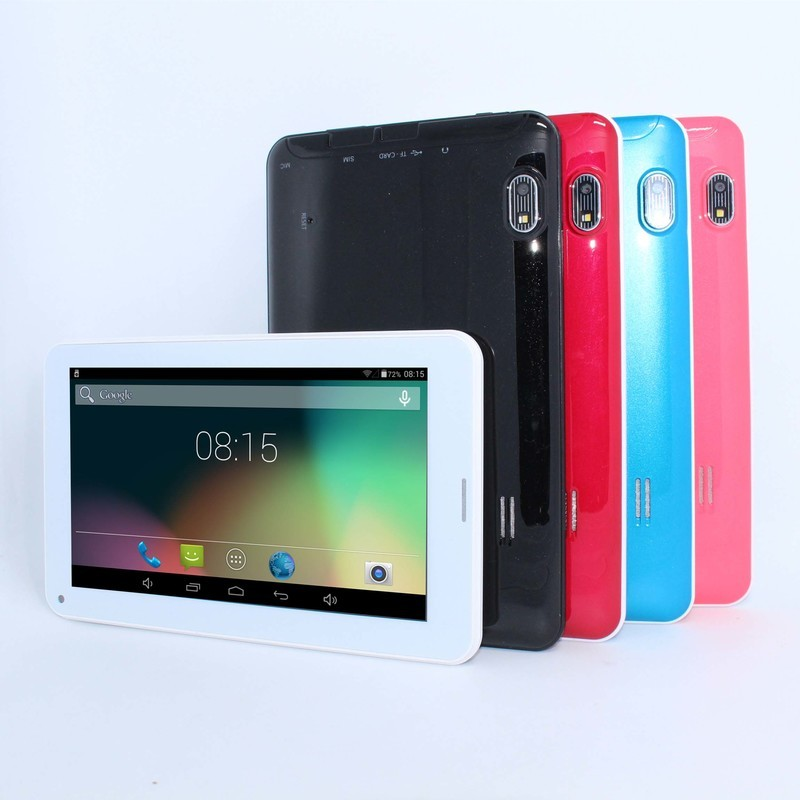 7 A33 2G Phone Call Tablet PC Allwinner Quad Core Android 4 4 512MB 4GB Bluetooth