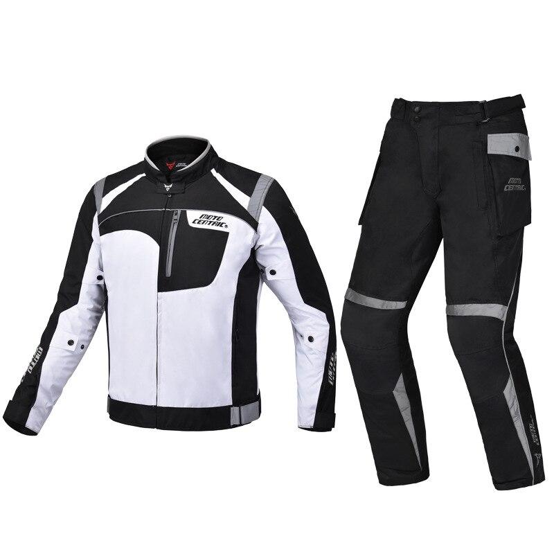 Veste imperméable moto pantalon équitation course équipement de Protection Motocross veste moto équipement de Protection
