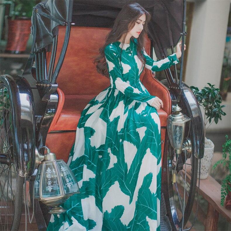 Kadın Giyim'ten Elbiseler'de Yeni Yüksek Kaliteli Patlama baskı Vintage Zarif Parti Elbiseler Kadın Patchwork Kolsuz Bahar yaz Casual Gömlek Elbise'da  Grup 1