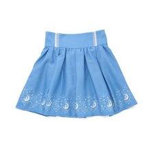 Опрятный стиль Tsukino Усаги Сейлор Мун косплей kawaii Девушка Harajuku Ежедневно костюм Юбка мини-юбка юбка