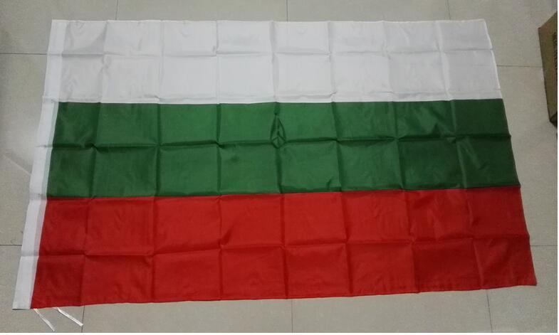 Бесплатная доставка, летающий флаг aerlxвстреae 3 Х5, флаг Болгарии, национального Европы, флаг ЕС