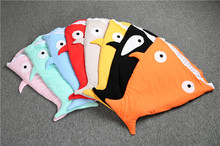 Акулы осени новорожденные зимы спальные спальный розничная мешки ! милые хлопка