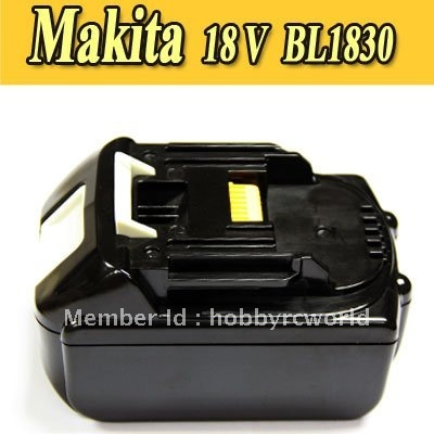 Makita battery BL1830 18v Lithium-Ion Tool Battery for power tool A+++++ship free