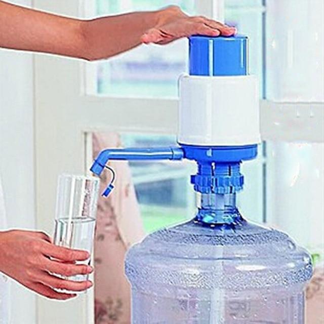 5 Gallon Bottled Drinking Water Hand Press Manual Pump Dispenser ...