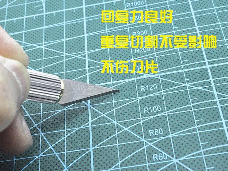 Специальное предложение по металлу нож заточка ножей Papercut мобильного телефона схема лезвие резака кормления