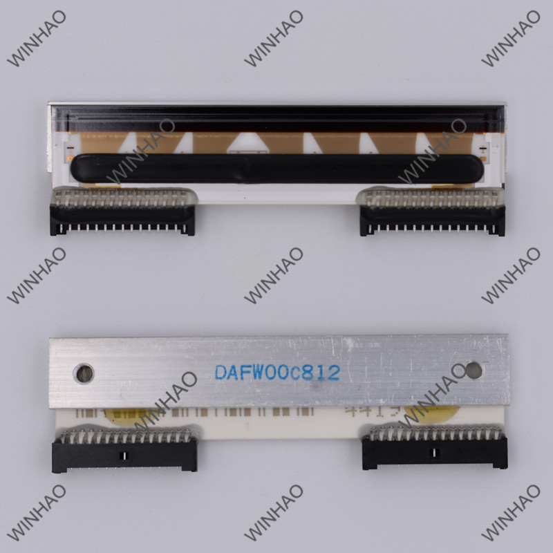 65mm thermal print head for electronic scales 3600 of toledo new version printhead