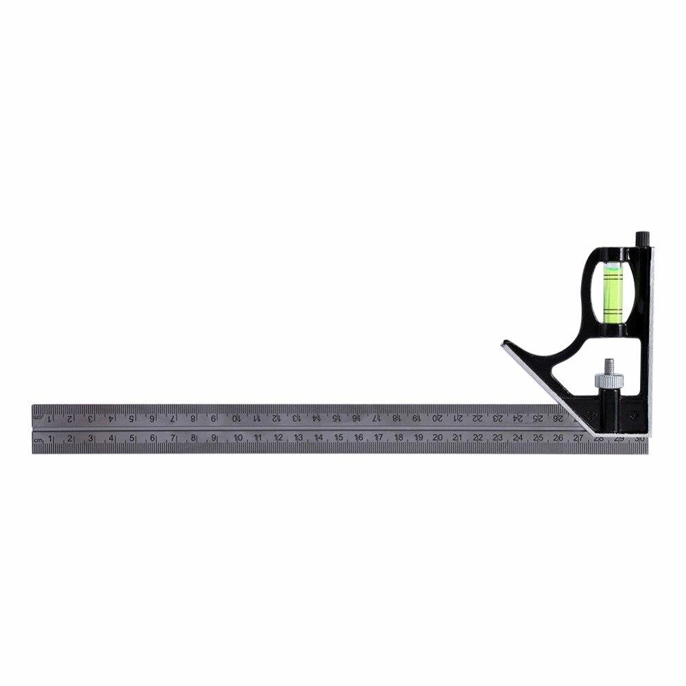 kombination platz winkel lineal 45/90 grad einstellbar schiebe che