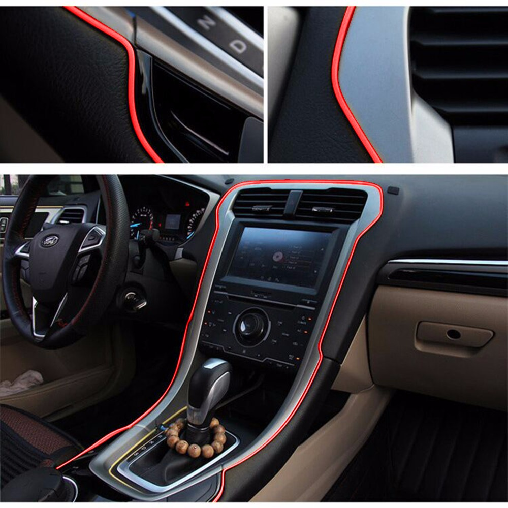Car interior styling