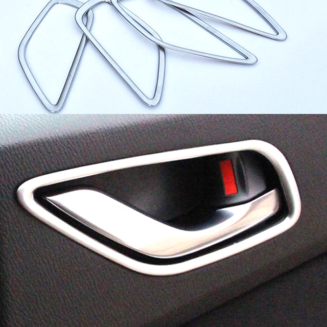 Fit for mazda cx 5 cx5 2012 2016 chrome inside interior door handle fit for mazda cx 5 cx5 2012 2016 chrome inside interior door handle catch planetlyrics Images
