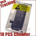 IP5S novo 0 ciclo de Bateria OEM neutro embalagem Selada sem logotipo para apple iphone 5s 5c iphone5c iphone5s telefone móvel baterias