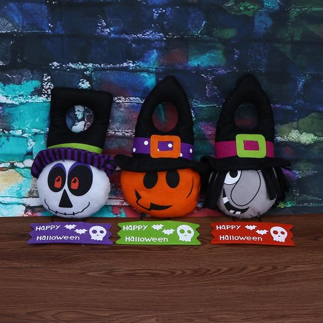 Halloween Porte Accrocher Décor Dans La Barre De Citrouille Créative KTV  Pendentif Vitrine