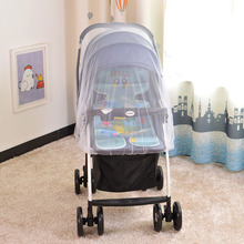 Baby Pushchair Mosquito Insect Net Shield Safe Crib Netting