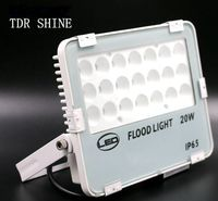 LED Flood Light Outdoor Lighting 10w 20w 30w 50w 100w Beehive Style Led Project Light IP65