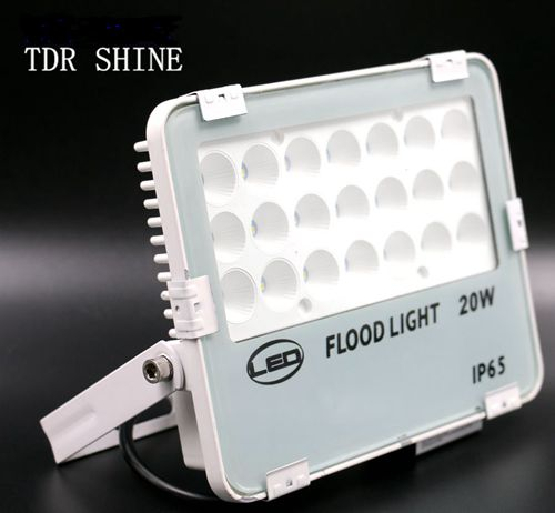 LED Flood Light Outdoor Lighting 10w 20w 30w 50w 100w Beehive Style Led  Project Light IP65 Waterproof 110V/220v Freeshipping