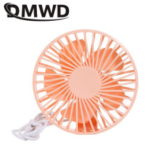 Dmwd Portabel Mini USB Fan Air Cooler Kecil Meja Meja Kipas Ventilasi untuk PC Laptop Cooling Fan Ventilator Power Supply DC 5 V(China)