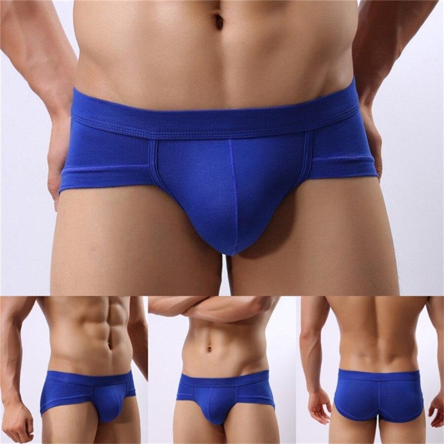Hot sale Sexy fashion brand Modal U convex men s underwear briefs male modal calzoncillos male