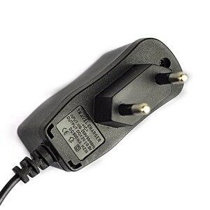 Image 2 - Konwerter wtyczki 4.2V ue przełączająca ładowarka 3.5mm * 1.35mm dla 18650 ładowalna ładowarka podróżna