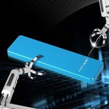 Acasis FA-2423 M2/NGFF к USB3.0 M.2 SSD корпус твердотельный накопитель Жесткий диск адаптер Внешний жесткий диск для 2242 /2260/2280 17802TW