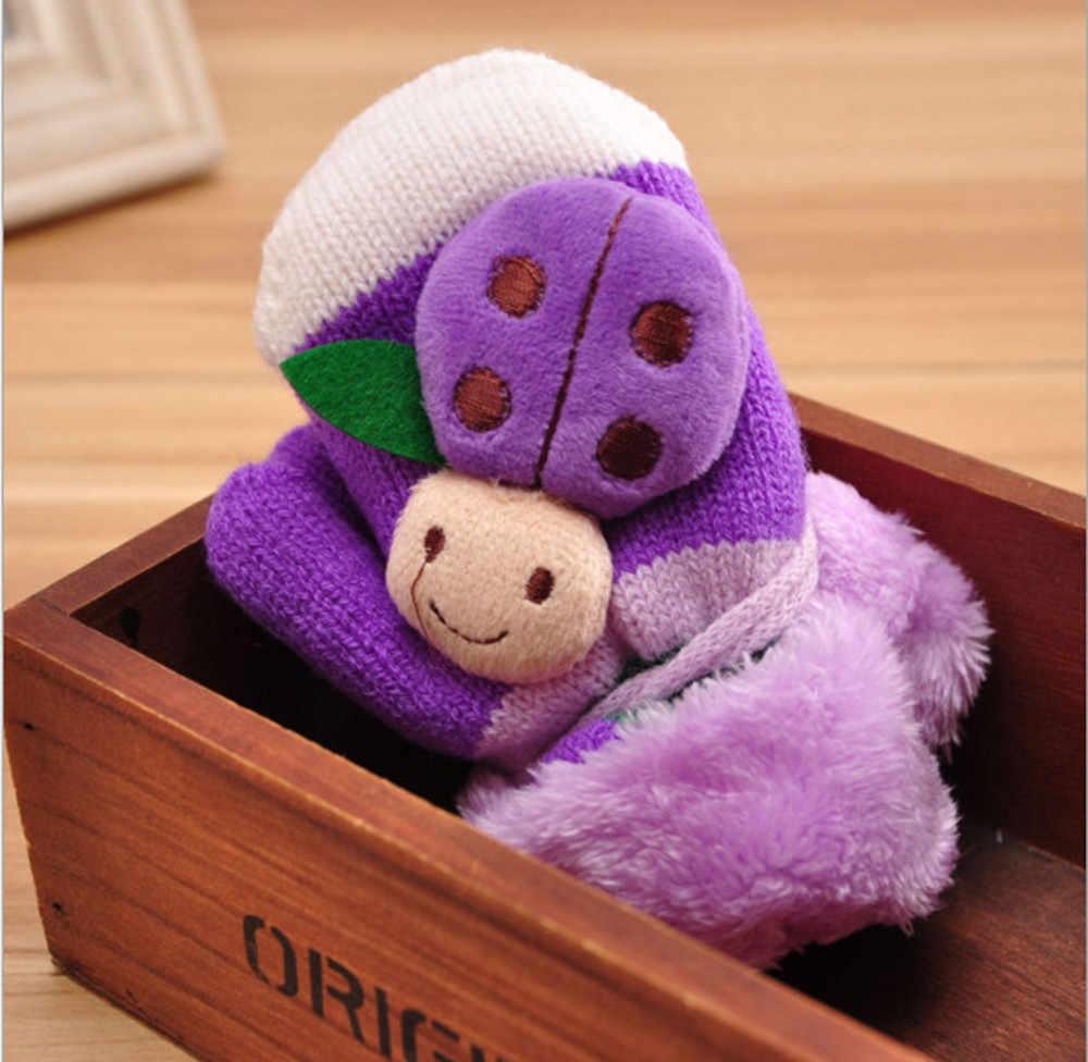 2018 Nieuwe Collectie Nieuwe Collectie Winter Baby Jongens Meisjes Warm Touw Volledige Vinger Wanten voor Kinderen Peuter Kinderen Wanten Katoen