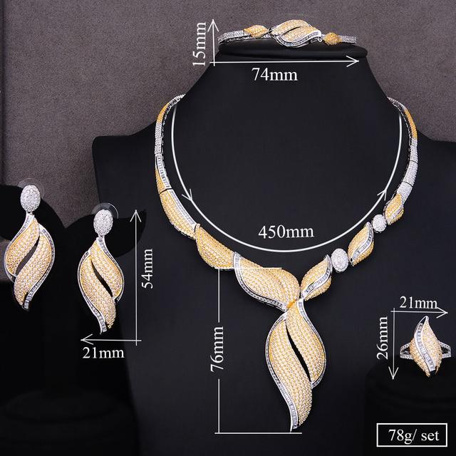 Trendy Charms Jewelry Set 5