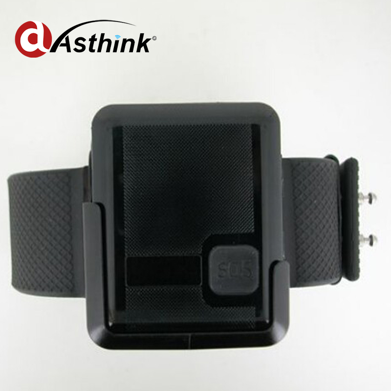 wristband gps tracker for prionser Mental patients waterproof gps tracker bracelet support android app tracking system