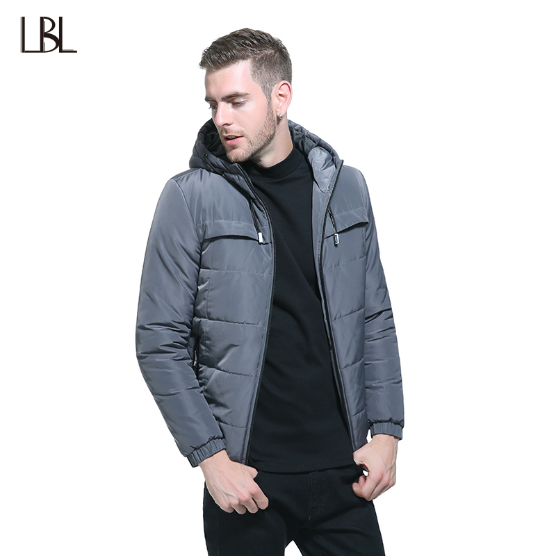 Europe Size Winter Jacket Men New Mens Cotton Blend Mens Jean Jacket and Coats Casual Thick Outwear Plus Clothing Male Hoodies