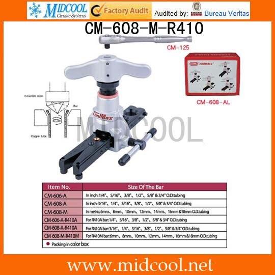 Flaring Tools CM-608-M-R410Flaring Tools CM-608-M-R410