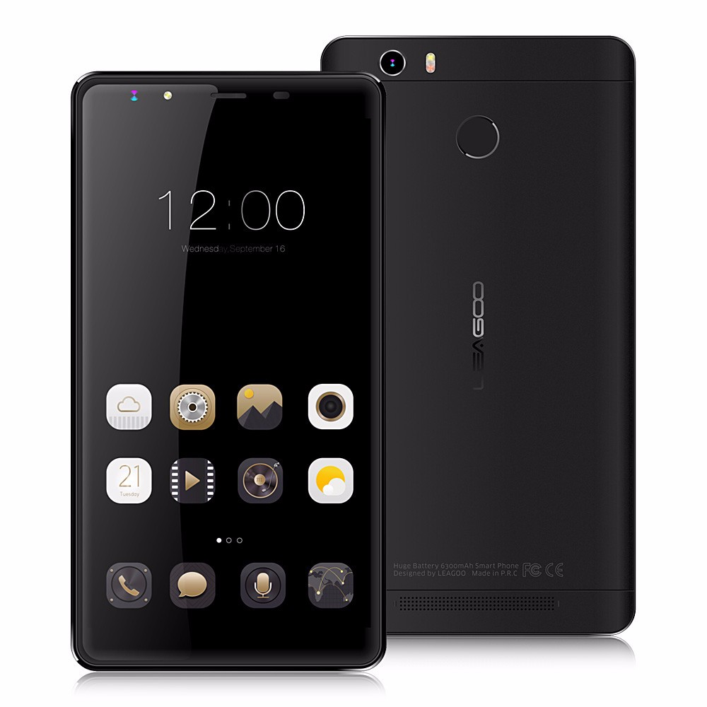 Original leagoo shark 1 4g smartphone 1920*1080 6.0 \
