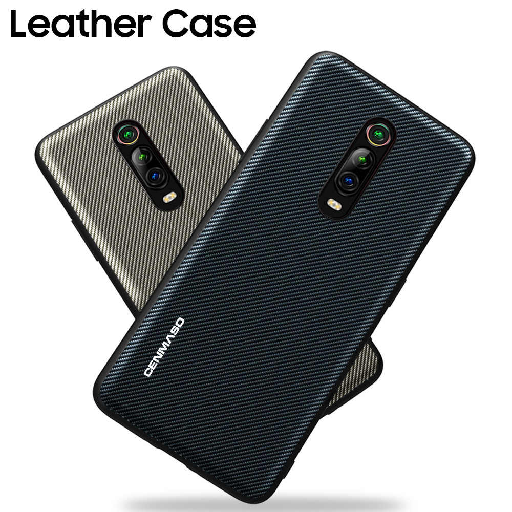For Xiaomi Mi 9T case For Redmi K20 Note8 leather back case for Xiaomi Redmi Note 8 K20 Pro Mi 9T Pro Full shockproof cover Case