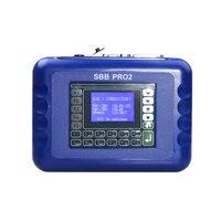 V48.88 SBB PRO2 Key Programmer Immobilizer Pin Code Reader Remote Control Key Copier Better for European Vehicles