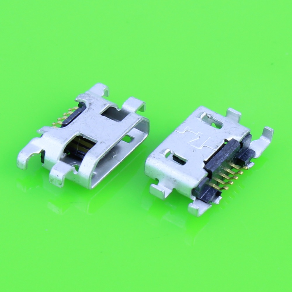 50X Flat port Micro USB Jack Charging Socket Connector Port for Sony Xperia C Dual C2304 S39h Z3 D6633 D6653 Xperia C S39h C2304