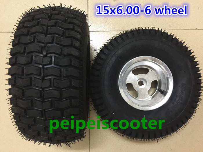 Buy 6 Wide Tyre Hub Wheel For