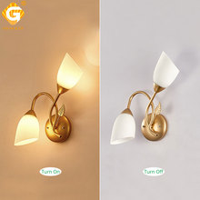 Art Wall Lights Interior Bedside Lamps Black Unique Mounted Indoor Decoration Creative Bed Room Hotel Lighting LED E14 E27 Bulbs