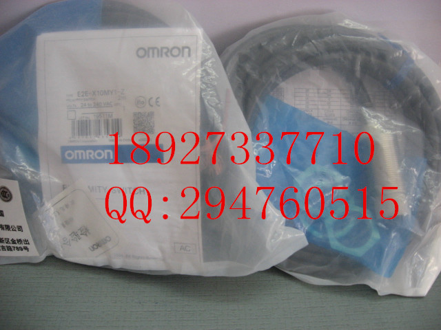 [ZOB] 100% new original OMRON Omron proximity switch E2E-X10MY1-Z 2M factory outlets [zob] 100% brand new original authentic omron omron proximity switch e2e x2mf1 z 2m