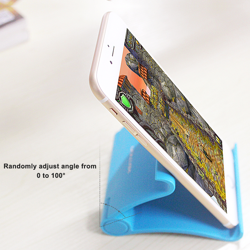 Vention Mobile Phone Holder For iphone Xiaomi Flexible Dest Phone Stand Universal Desk Holder For Huawei Samsung ipad Tablet PC 2