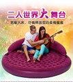 191 cm de diâmetro inflável cama sexo adulto mobiliário sexo brinquedos do sexo para casais amor cadeira sofá pode Suportar o peso 300 KG