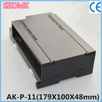 1 Piece China Newest Plc Plastic Terminal Block Box For Siemens Plc S7 200 179 100