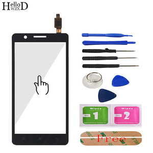 """Image 3 - 5.0"""" For Lenovo A536 536 Touch Screen Panel Digitizer Front Glass Lens Sensor Touchscreen Tools Adhesive + Screen Protector Gift"""
