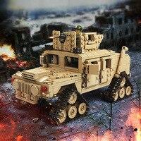 KAZI Models Building toy B10000 1463pcs Military Tank Blocks Toys Hobbies For Boys Girls Building Kits
