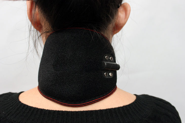 Cervical Vertebra Heating Massager Belt Electric Neck Moxa Moxibustion Warming Massage Spine Pain Release Therapy Joint electric knee massager belt leg knee joint moxa moxibustion hot compress rheumatism leggings field heating kneepad support brace