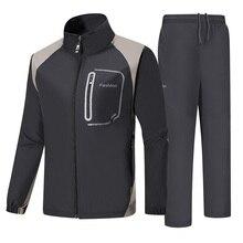 Мужская спортивная одежда повседневная спортивная одежда для мужчин 2 шт. Толстовка + спортивные