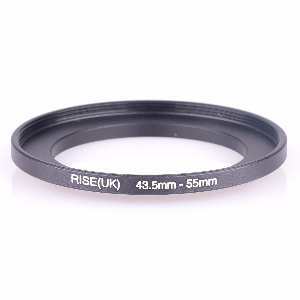 43.5mm-55mm 43.5-55 mm 43.5 to 55 Step UP Filter Ring Adapterfreeshipping