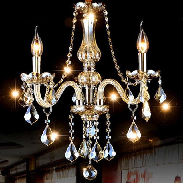 Schlafzimmer Küche Kronleuchter Neuheit Beleuchtung Lüster De Sala Für Haus  Verzieren Moderne Große Kristall Kronleuchter Lampen