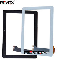 Touch Screen Digitizer For ASUS ME102 K00F 10 1 White Black High Quality Replacement Screen Glass