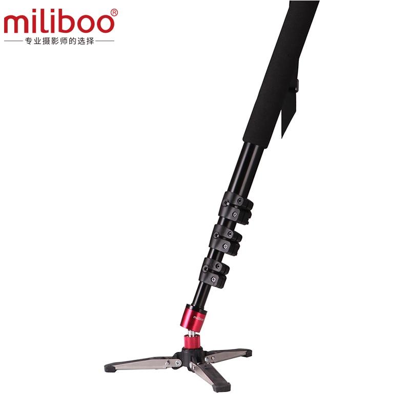 miliboo MTT705B Professional DSLR / Kamera / Videokamera Tripod - Kamera və foto - Fotoqrafiya 2