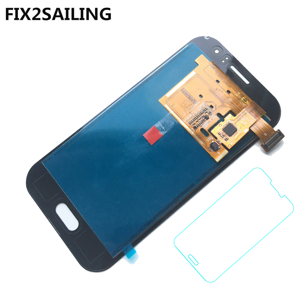 New Super LCD Display 100 Tested Working Touch Screen Assembly For Samsung Galaxy J1 Ace J110
