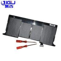 JIGU A1370 A1406 A1465 Laptop Battery For Apple Macbook Air 11.6 inch 2011 A1370 MacBook Air MD711CH/B