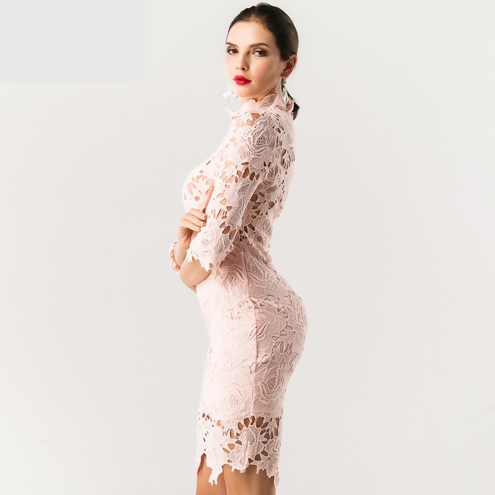 Ausgezeichnet Sexy Rosa Cocktailkleid Fotos - Hochzeit Kleid Stile ...