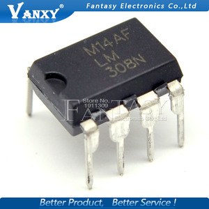 Image 3 - 100PCS LM308N DIP8 LM308 DIP 308N DIP 8